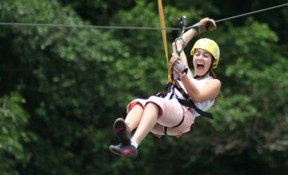 Sarapiqui Zip Line Canopy Tour Costa Rica