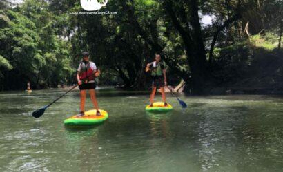 Stand Up Paddle Tours Sarapiquí y Laguna Río Cuarto