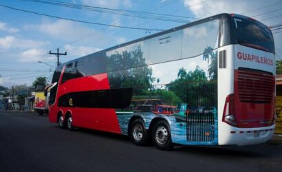 buses publicos sarapiqui