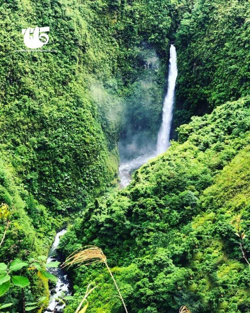 Cataratas Cinchona San Fernando Costa Rica